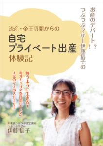 E-BOOK「流産・帝王切開からの自宅プライベート出産体験記」